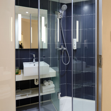 Shower door Fitting