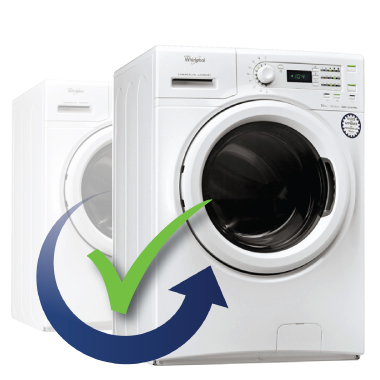 Washing machine replace in Banstead Wood